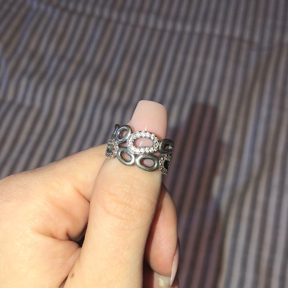 Discontinued pandora ring